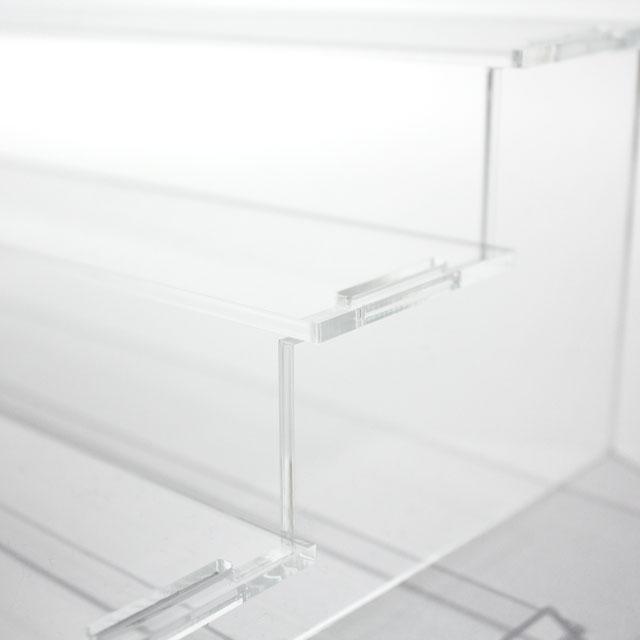 ディスプレイ用アクリルひな壇【5段】_3