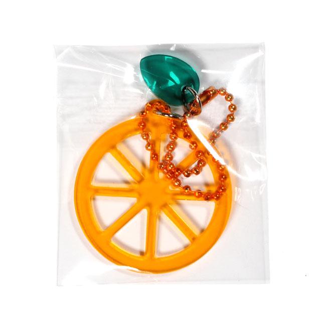 フルーツキーホルダー【オレンジ】_3